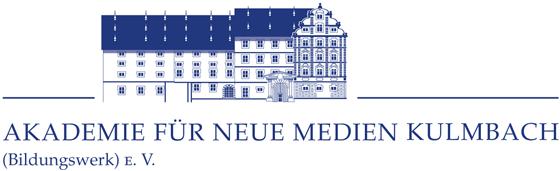 Akademie für Neue Medien Logo